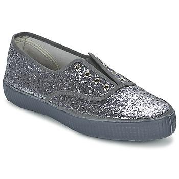 Παπούτσια Γυναίκα Χαμηλά Sneakers Chipie JOSS GLITTER Anthracite