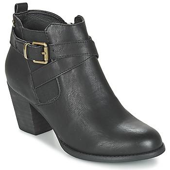 Παπούτσια Γυναίκα Μποτίνια Refresh RETOLO Black