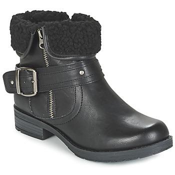 Παπούτσια Γυναίκα Μπότες Refresh CHRISTINO Black