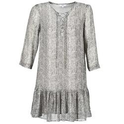 Υφασμάτινα Γυναίκα Κοντά Φορέματα Suncoo CIARA Grey