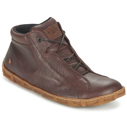 Παπούτσια Άνδρας Μπότες Art MELBOURNE Brown