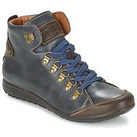 Παπούτσια Γυναίκα Ψηλά Sneakers Pikolinos LISBOA W67 MARINE