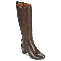 Παπούτσια Γυναίκα Μπότες για την πόλη Pikolinos SEGOVIA W1J Brown