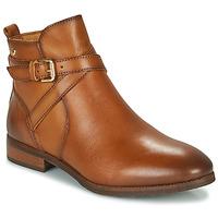 Παπούτσια Γυναίκα Μπότες Pikolinos ROYAL W4D Cognac