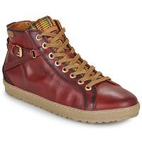 Παπούτσια Γυναίκα Ψηλά Sneakers Pikolinos LAGOS 901 Bordeaux