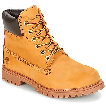 Παπούτσια Γυναίκα Μπότες Lumberjack RIVER Miel