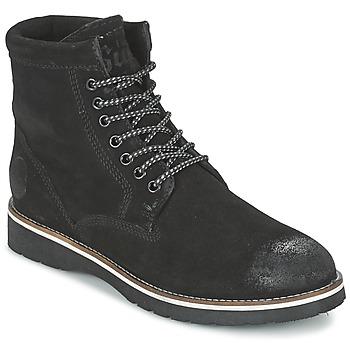 Παπούτσια Άνδρας Μπότες Superdry STIRLING BOOT Black