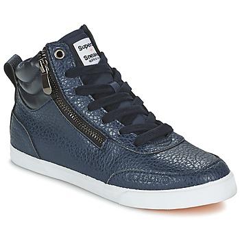 Ψηλά Sneakers Superdry NANO ZIP HI TOP SNEAKER
