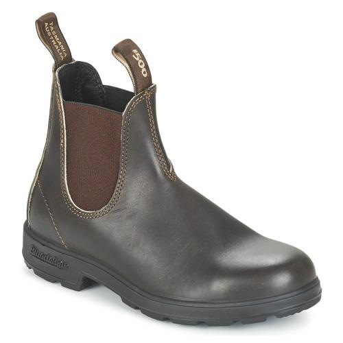 Παπούτσια Μπότες Blundstone ORIGINAL CHELSEA BOOTS Brown