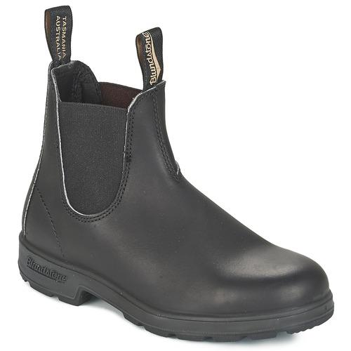 Παπούτσια Μπότες Blundstone CLASSIC BOOT Black / Brown