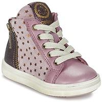 Παπούτσια Κορίτσι Ψηλά Sneakers Acebo's MARLIE ροζ