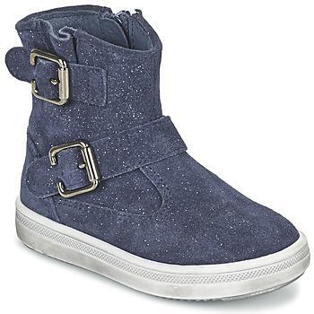 Παπούτσια Κορίτσι Μπότες Acebo's MOULLY Μπλέ