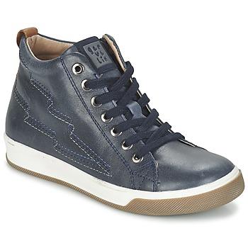 Παπούτσια Αγόρι Ψηλά Sneakers Garvalin VALIRA Marine