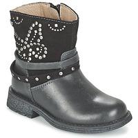 Παπούτσια Κορίτσι Μπότες Garvalin GENILA Black
