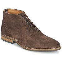 Παπούτσια Άνδρας Μπότες Tommy Hilfiger DALLEN 10B Brown