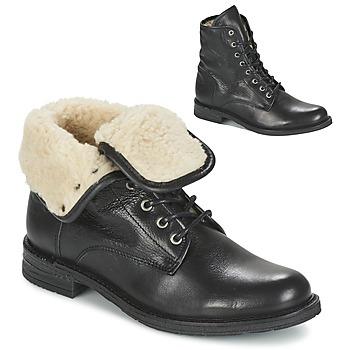 Παπούτσια Γυναίκα Μπότες Mustang SABORA Black