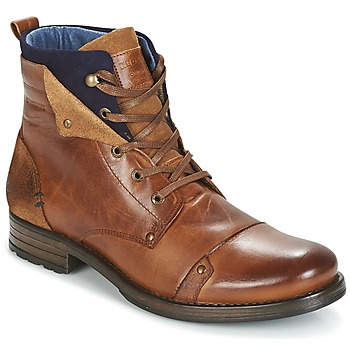 Παπούτσια Άνδρας Μπότες Redskins YEDES COGNAC