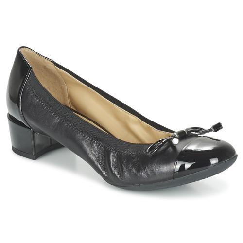 Παπούτσια Γυναίκα Γόβες Geox CAREY A Black