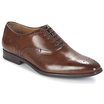 Παπούτσια Άνδρας Richelieu Geox NEW LIFE A Brown