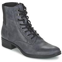 Παπούτσια Γυναίκα Μπότες Geox MENDI ST B Grey