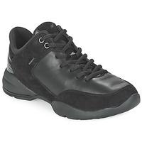 Παπούτσια Γυναίκα Χαμηλά Sneakers Geox SFINGE A Black