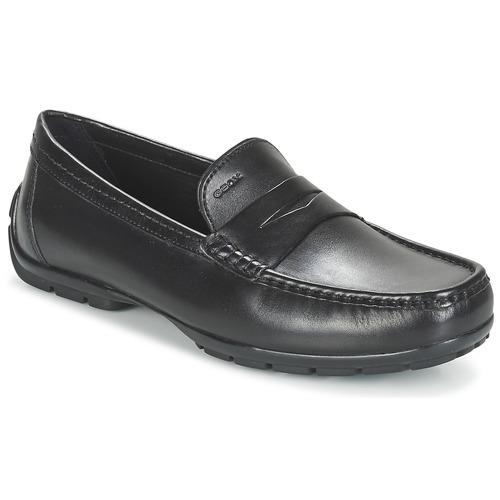Παπούτσια Άνδρας Μοκασσίνια Geox MONET W 2FIT B Black