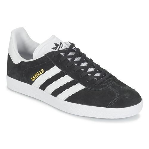 new product 315eb 275f8 Παπούτσια Χαμηλά Sneakers adidas Originals GAZELLE Black