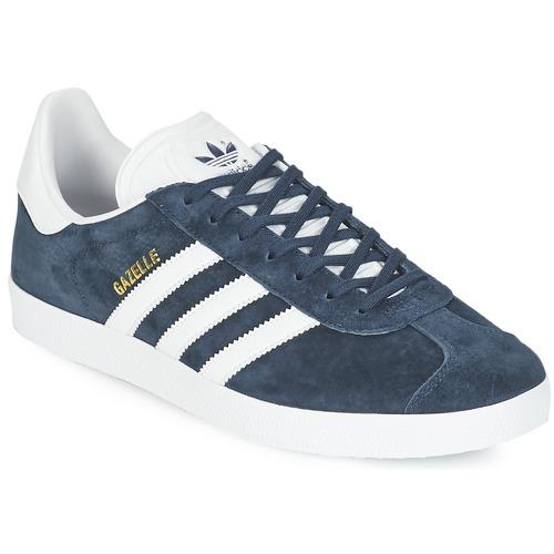Παπούτσια Χαμηλά Sneakers adidas Originals GAZELLE MARINE