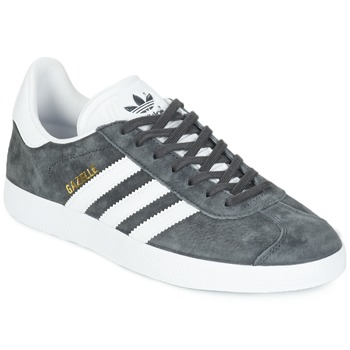 Παπούτσια Χαμηλά Sneakers adidas Originals GAZELLE Grey / Fonce