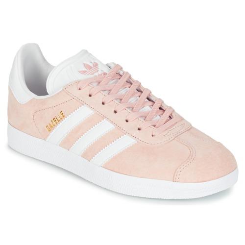 adidas Originals GAZELLE Ροζ - Δωρεάν Αποστολή στο Spartoo.gr ... 9d9469eb72e