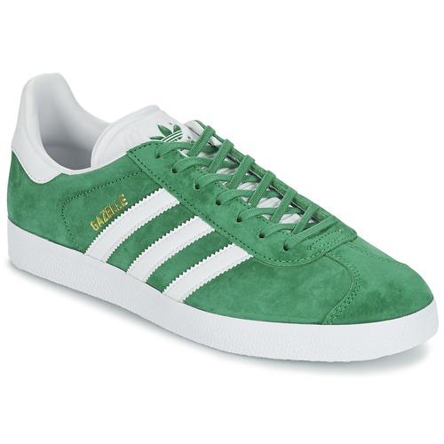 Παπούτσια Χαμηλά Sneakers adidas Originals GAZELLE Green