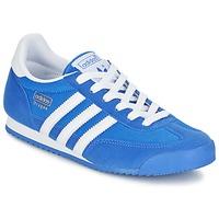 Παπούτσια Αγόρι Χαμηλά Sneakers adidas Originals DRAGON J μπλέ