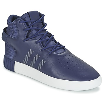 Παπούτσια Άνδρας Ψηλά Sneakers adidas Originals TUBULAR INVADER MARINE