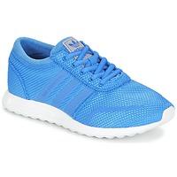 Παπούτσια Αγόρι Χαμηλά Sneakers adidas Originals LOS ANGELES J μπλέ