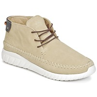 Παπούτσια Άνδρας Ψηλά Sneakers Asfvlt YUMA Beige
