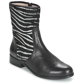 Παπούτσια Γυναίκα Μπότες Mellow Yellow ALICIA Black