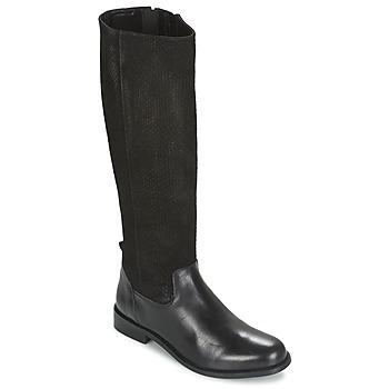 Παπούτσια Γυναίκα Μπότες για την πόλη Mellow Yellow ARADE Black