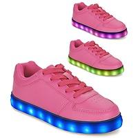 Παπούτσια Κορίτσι Χαμηλά Sneakers BEPPI ELEL ροζ