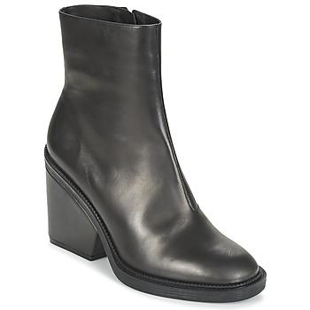 Παπούτσια Γυναίκα Μποτίνια Robert Clergerie BABE Black