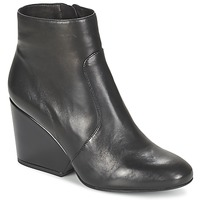 Παπούτσια Γυναίκα Μποτίνια Robert Clergerie TOOTS Black
