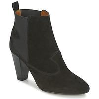 Παπούτσια Γυναίκα Μποτίνια Heyraud DAISY Black