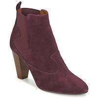Παπούτσια Γυναίκα Μποτίνια Heyraud DAISY Bordeaux