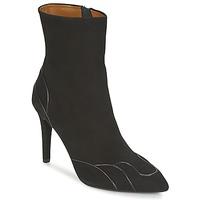 Παπούτσια Γυναίκα Μποτίνια Heyraud DARLING Black