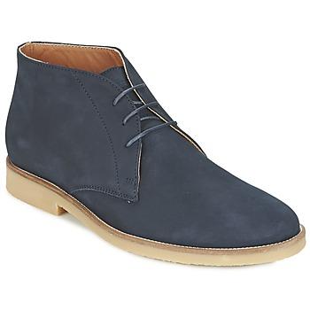 Παπούτσια Άνδρας Μπότες Hackett CHUKKA BOOT MARINE