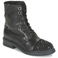 Παπούτσια Γυναίκα Μπότες Tosca Blu KATE Black