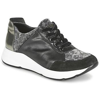 Παπούτσια Γυναίκα Χαμηλά Sneakers Tosca Blu EDEN Black