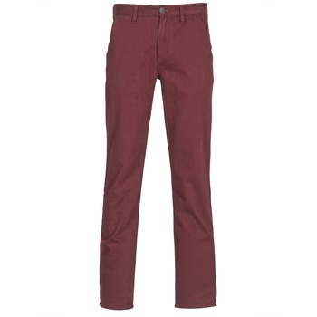 Υφασμάτινα Άνδρας Παντελόνια Chino/Carrot Timberland SQUAM LAKE CHINO BORDEAUX