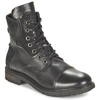 Παπούτσια Άνδρας Μπότες Bunker RESCUE Black