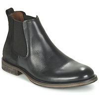 Παπούτσια Άνδρας Μπότες Bunker BEAT Black
