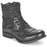 Παπούτσια Γυναίκα Μπότες Bunker SARA Black